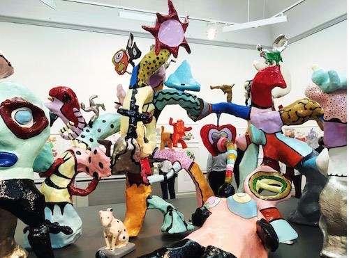 Radikaalin pehmeää: Niki de Saint Phalle