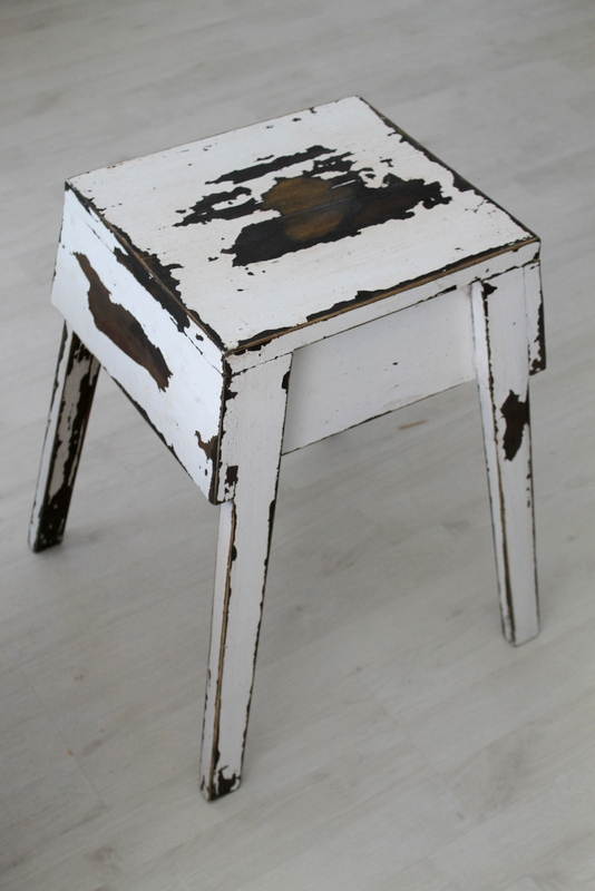 Diy vanhan tuolin uusi ilme