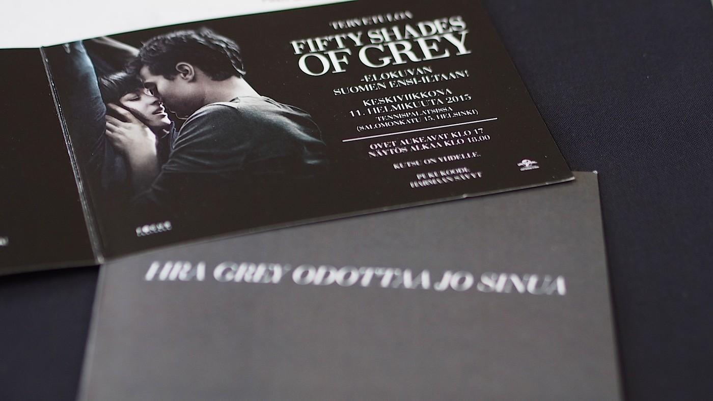 Fifty Shades of Grey -elokuva
