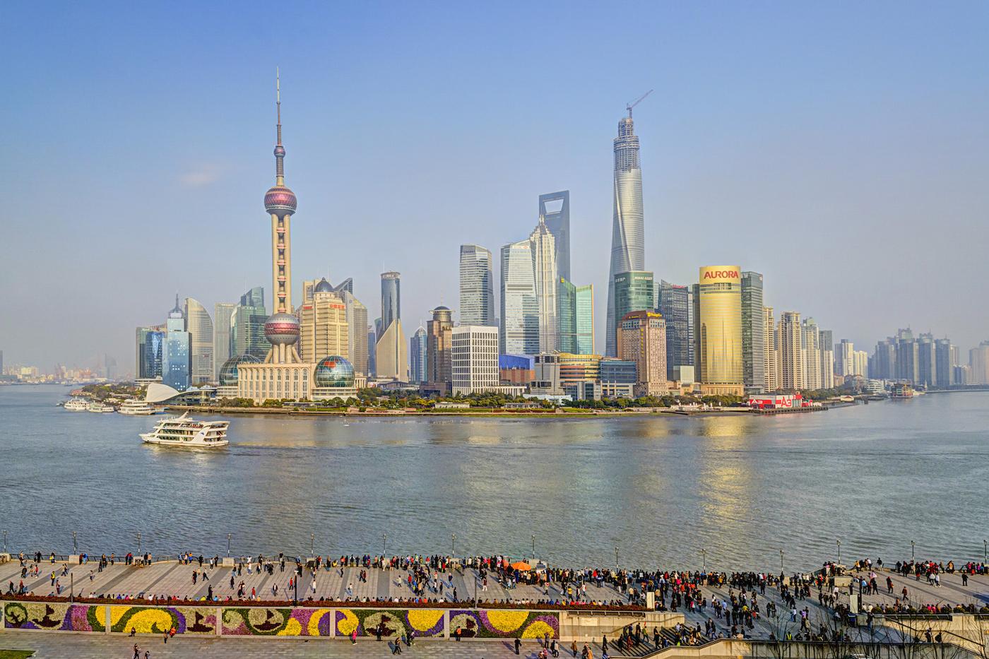 Vinkkejä: Shanghai, Hanoi, Hongkong?