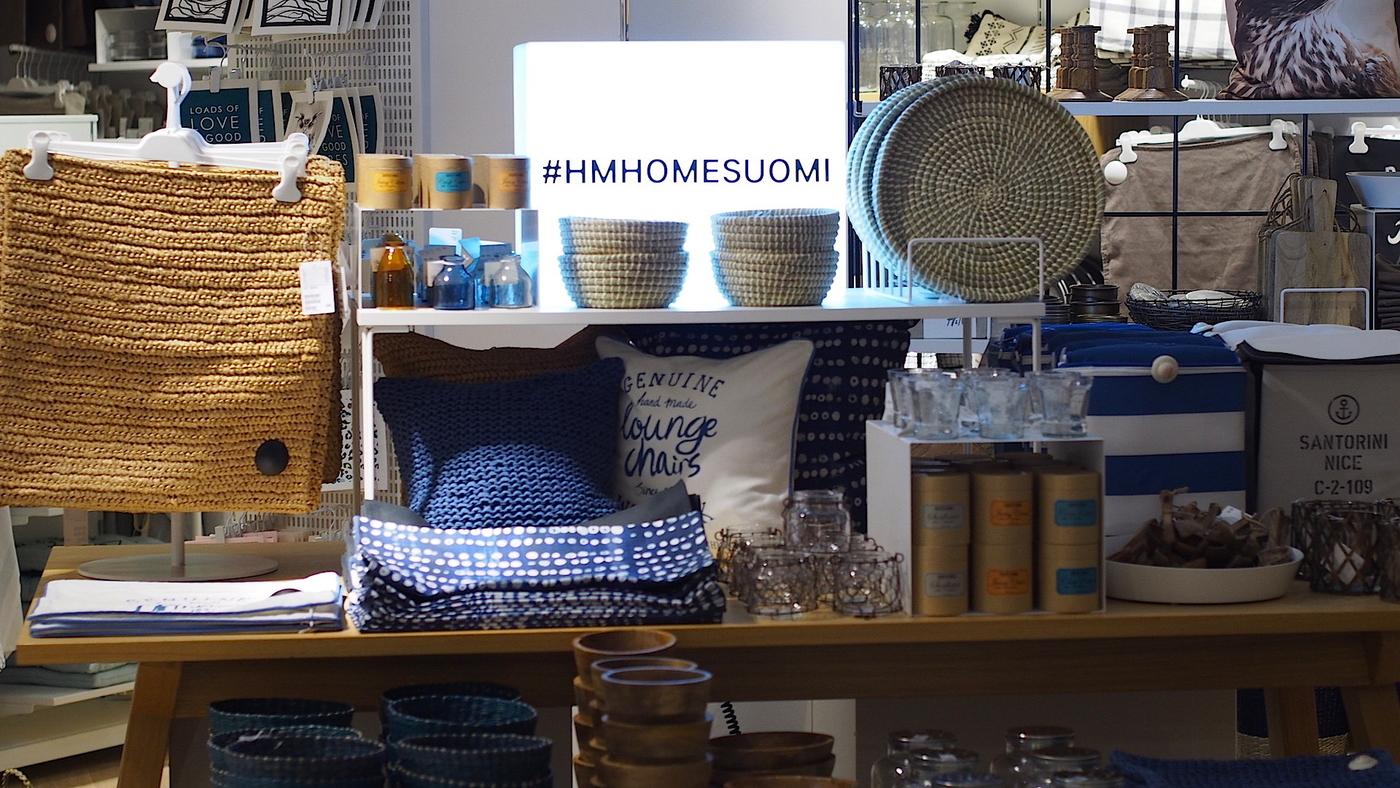 Uusi H&M Home