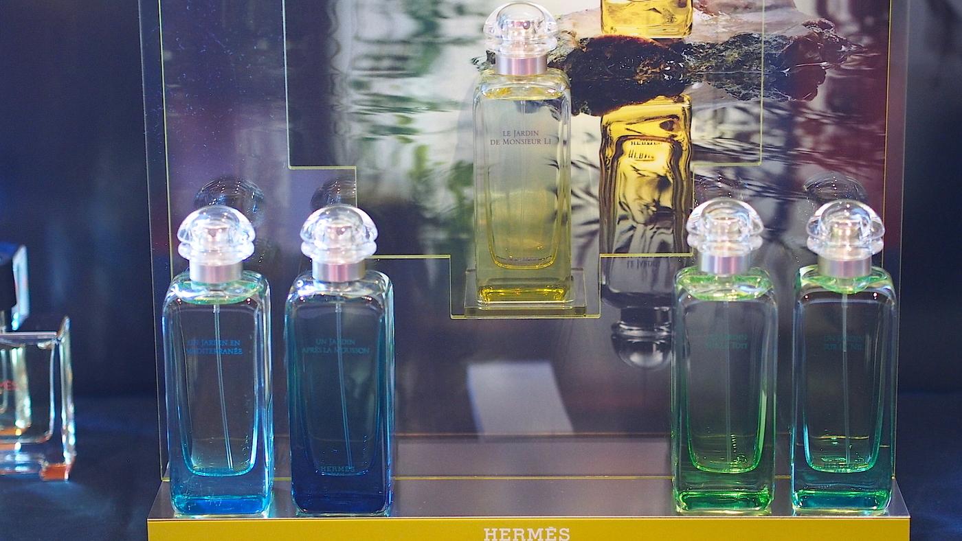 Hermès-tuoksut Suomeen