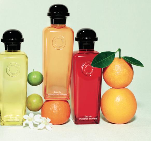 Voita Hermès-tuoksu