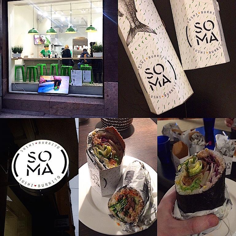 SOMA – sushiburrito