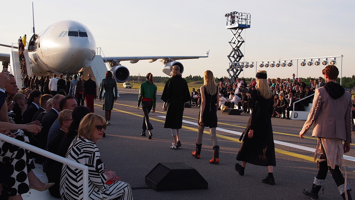 The Runway Match Made in Helsinki Finnair_7.JPG
