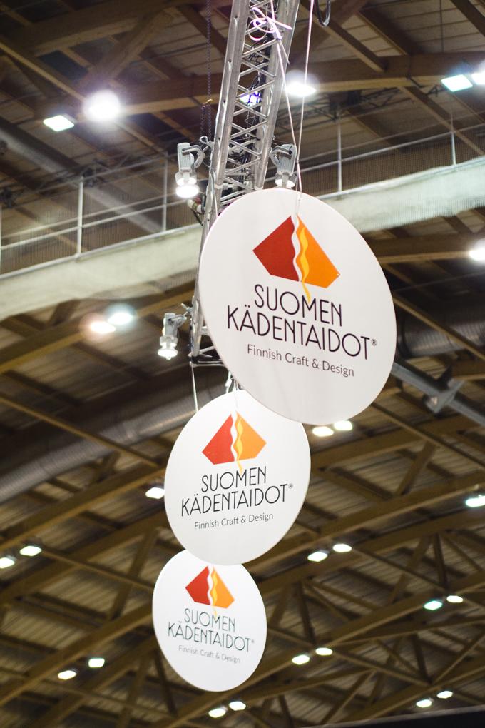 Suomen Kädentaidot-messut tänä viikonloppuna