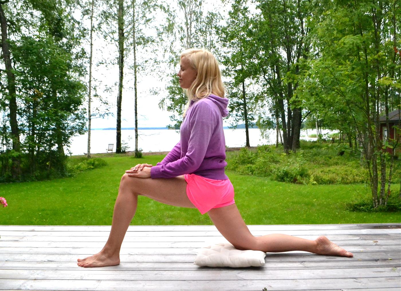 5 venytystä juoksijalle – ja istujalle