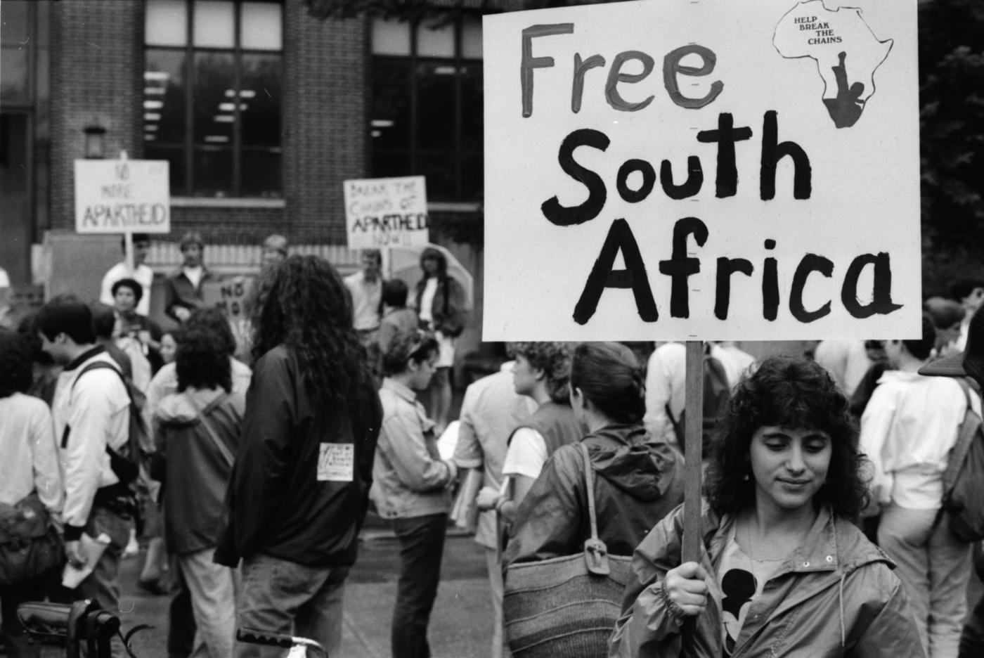 Apartheidista toisenlaiseen rotusortoon