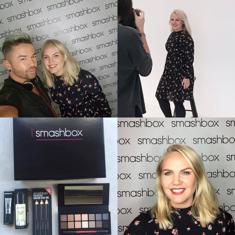 SmashBox -lanseeraus