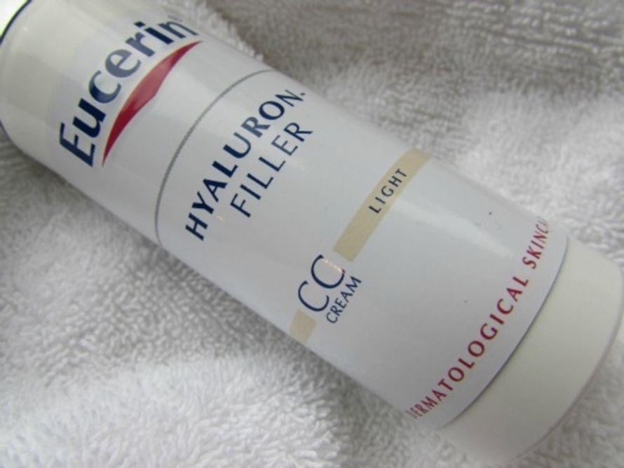 Toiveuusinta: Eucerin Hyaluron Filler CC-Cream