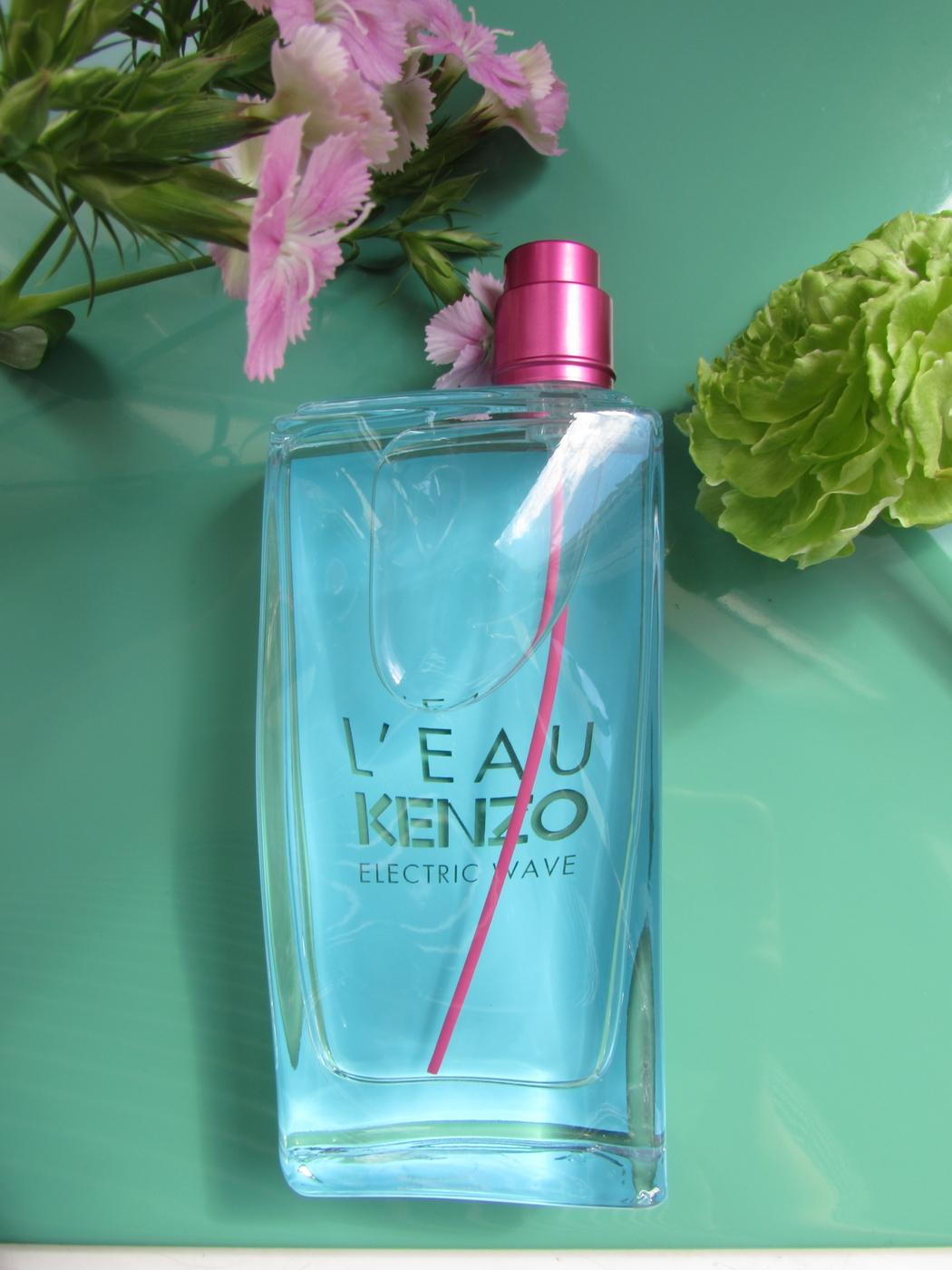 Maanantaikisa: Kenzo tuoksujen taikaa