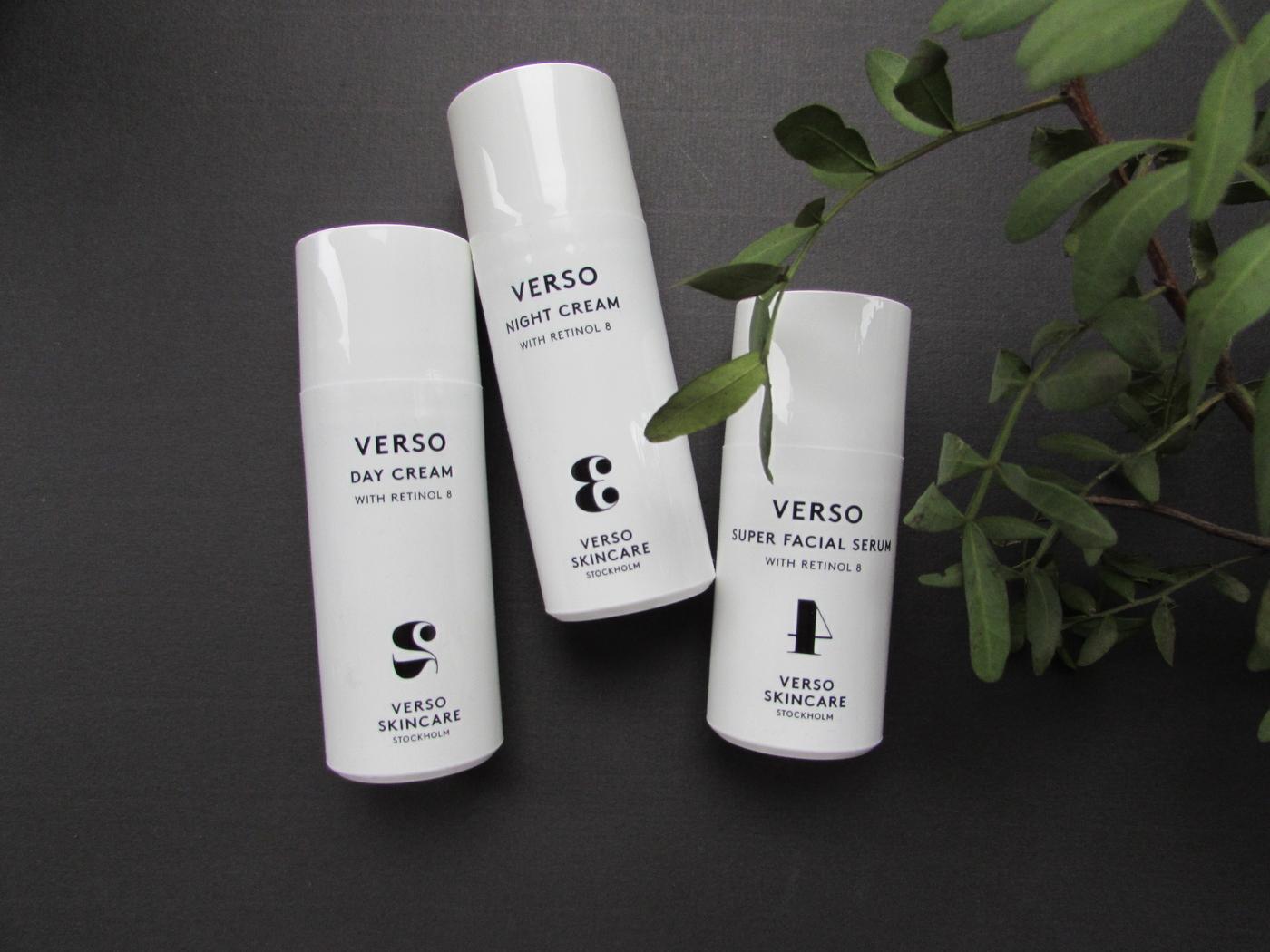 Tyylikästä ihonhoitoa – Verso