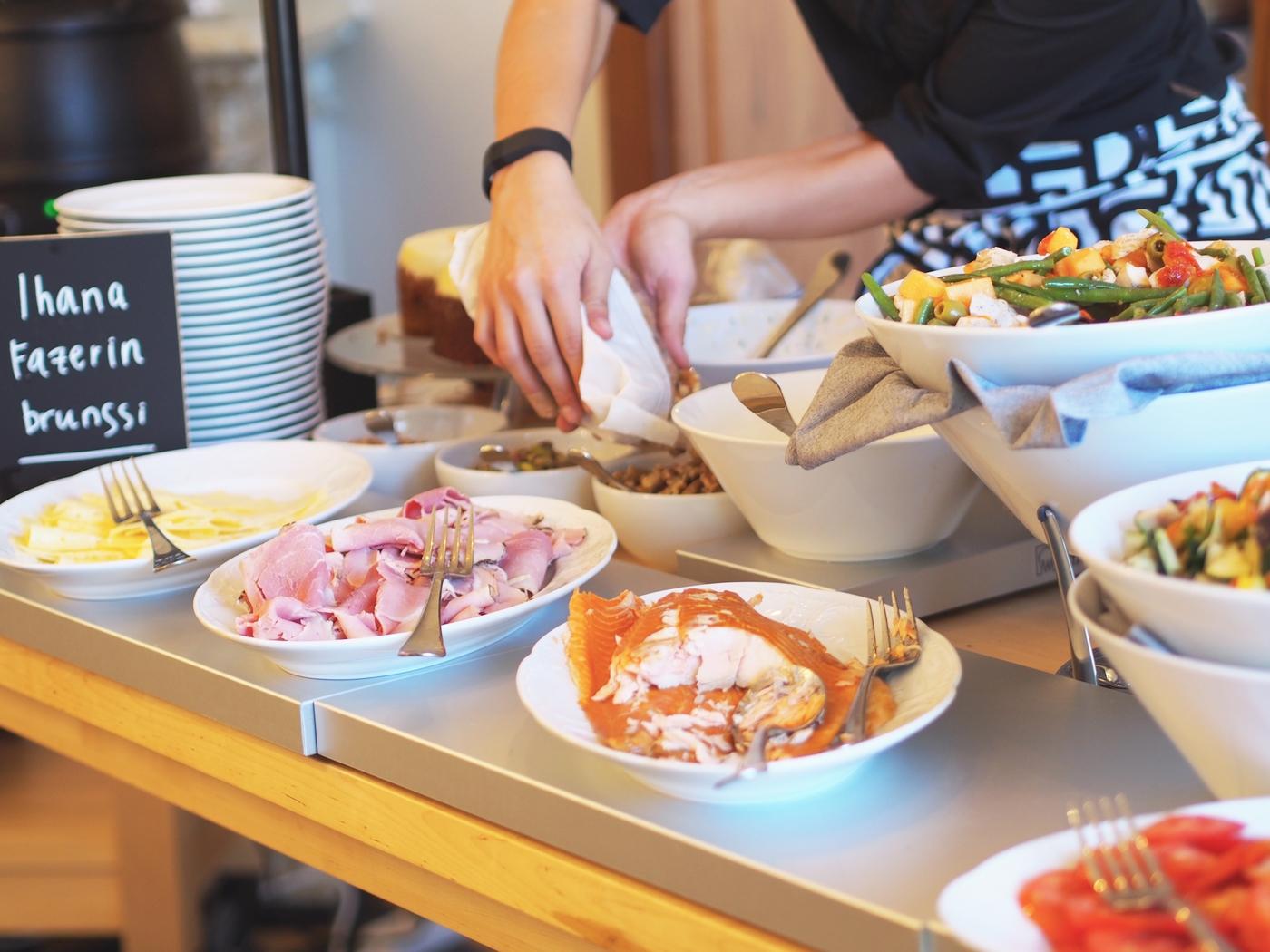 Sunnuntaibrunssi @ Fazer Café + vinkit Turun parhaimpiin brunsseihin