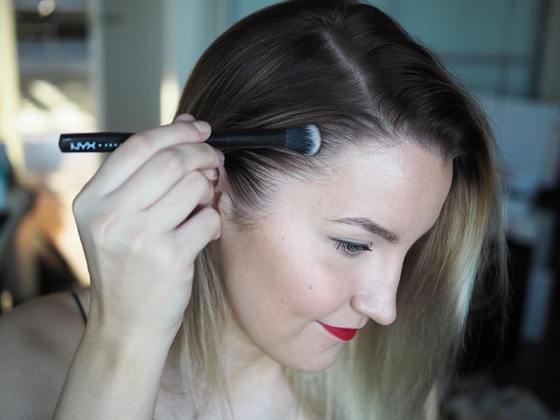 Uusinta: Paljon tuuheammilta näyttävät hiukset luomivärin avulla