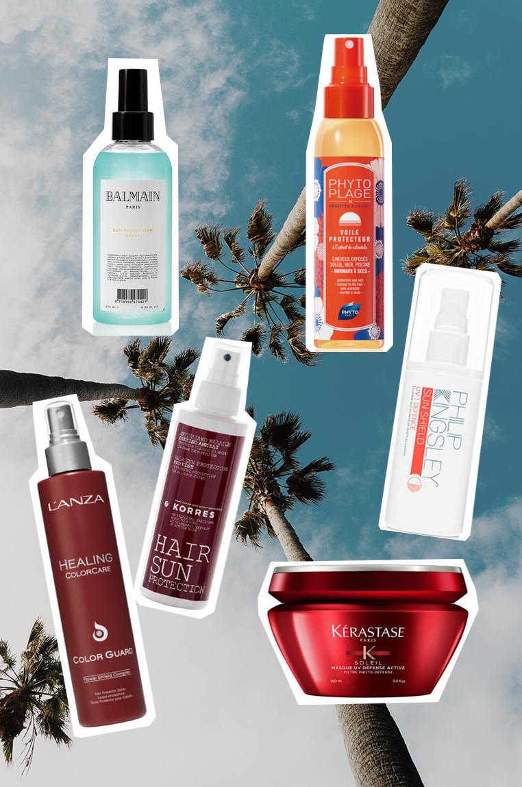 Miksi UV-säteily vaurioittaa hiuksia?