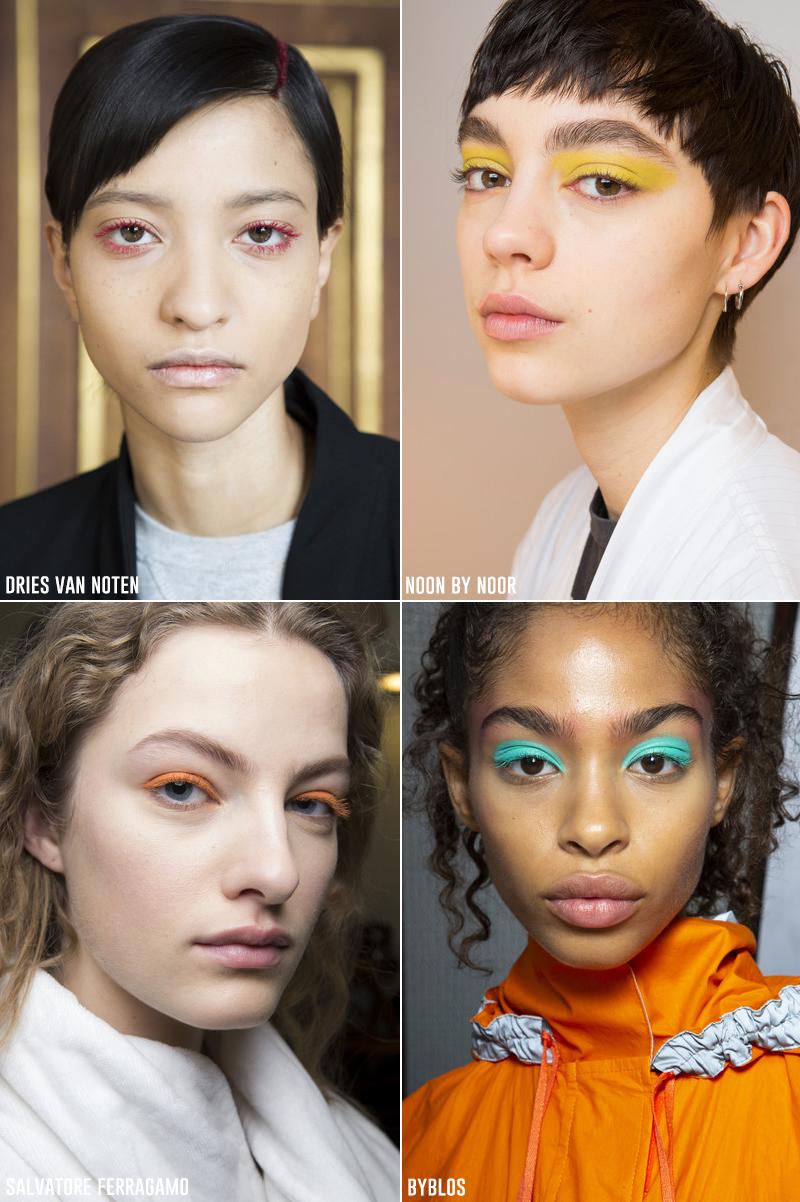 4 x kevään 2019 meikkitrendi