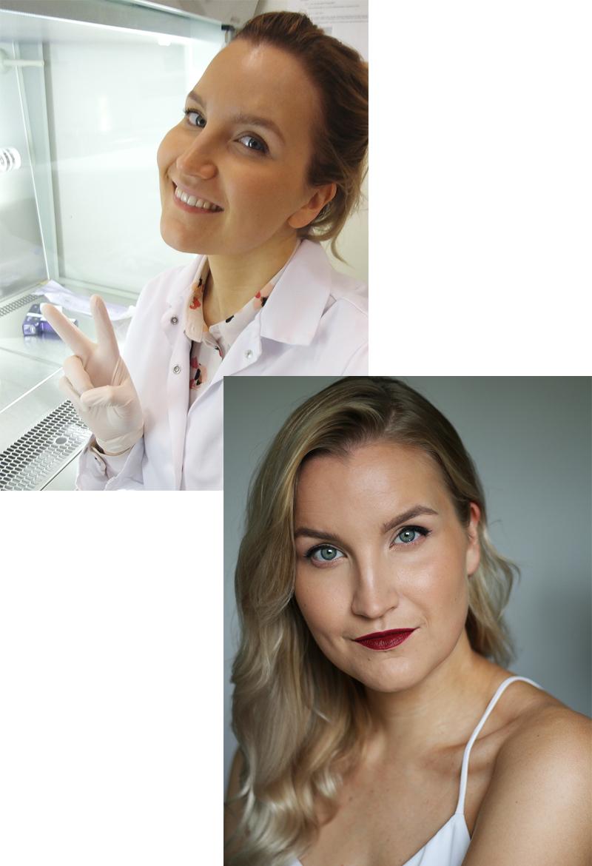 Mitä tekisin, jos en olisikaan biologi/bloggaaja