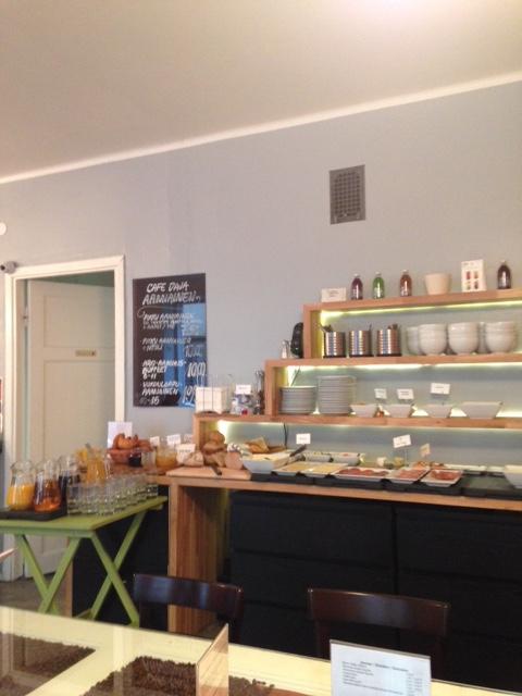 Cafe Dajan brunssi