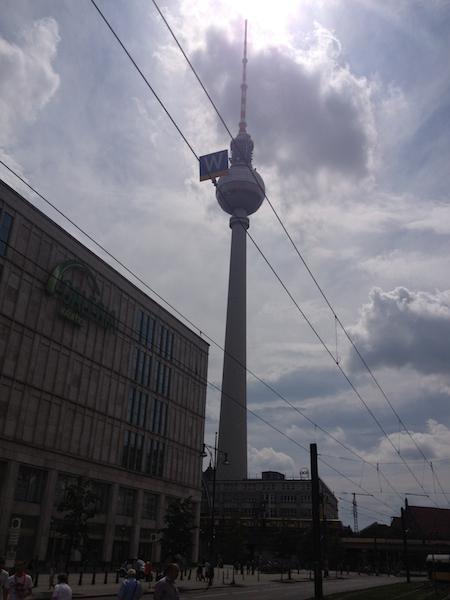 Tiketot to Berlin- Check!