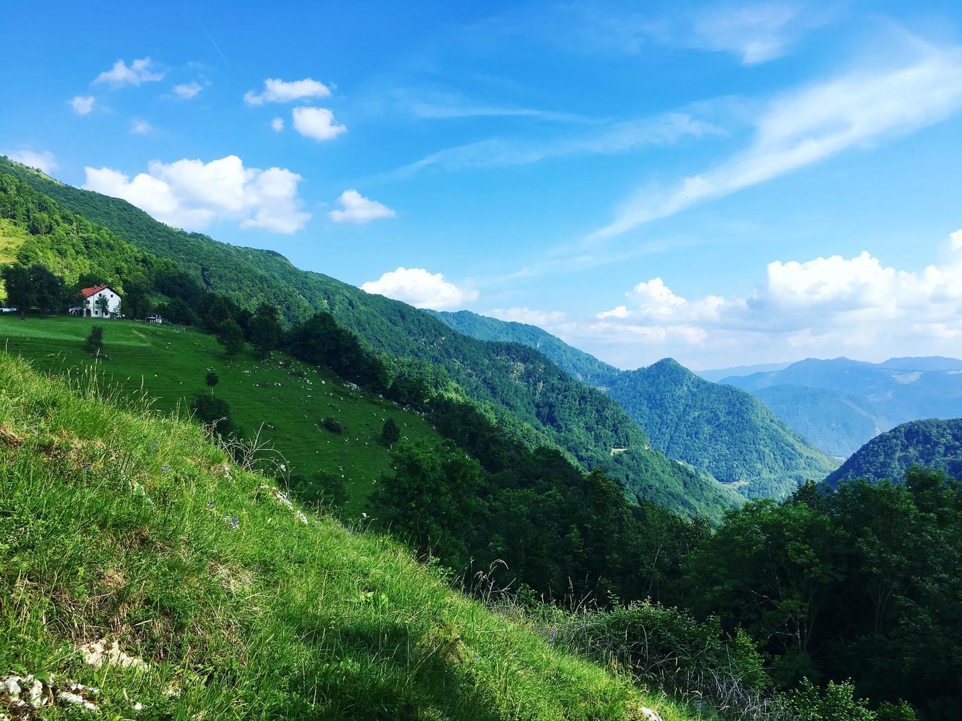 vuorille ja takaisin