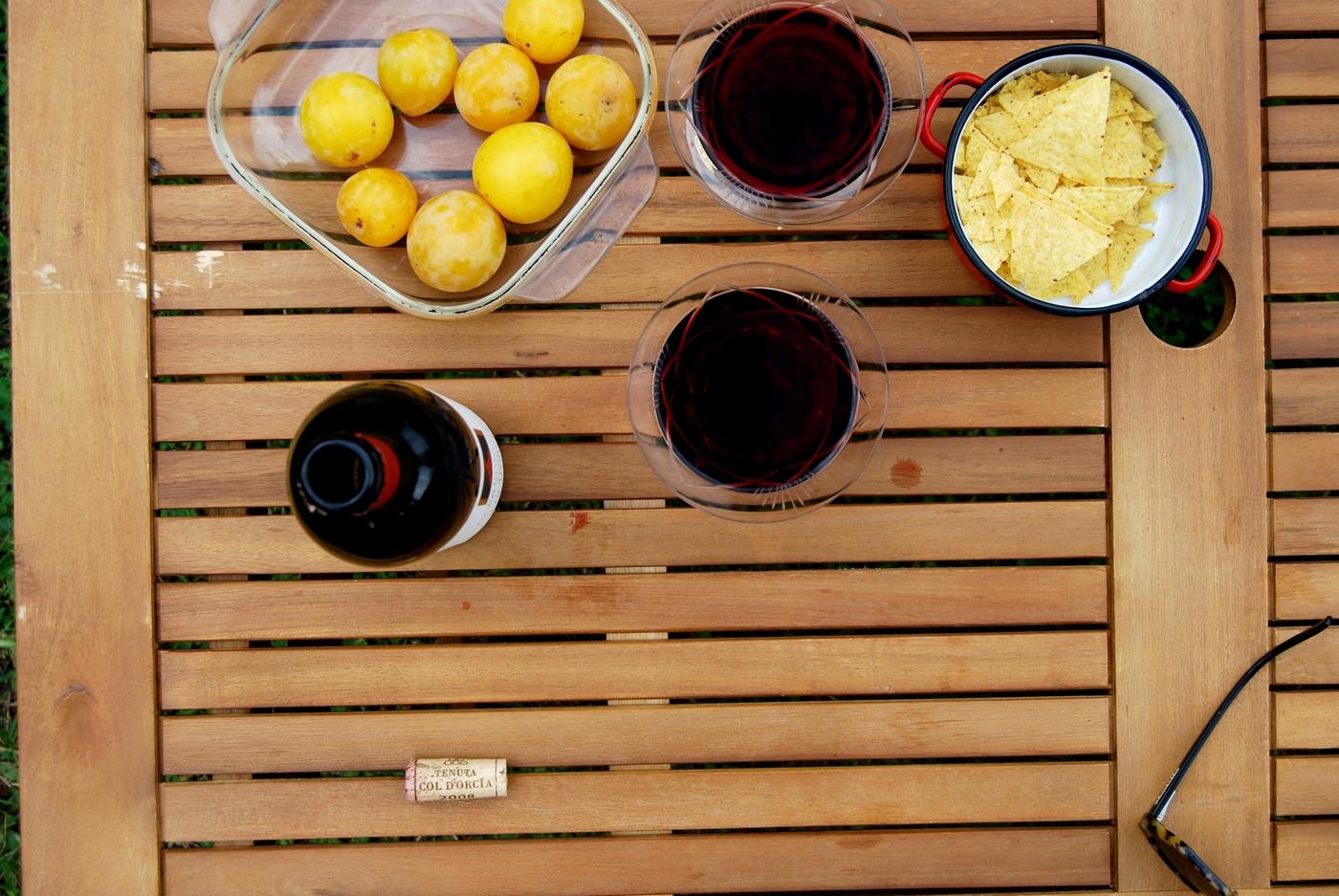 Matkamaanantai: Nainen, joka opetti syömään sipsejä punaviinin kanssa