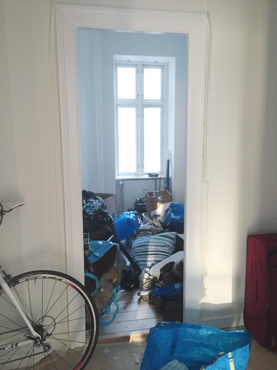 Pikkuhuoneen hurja muodonmuutos osa 1