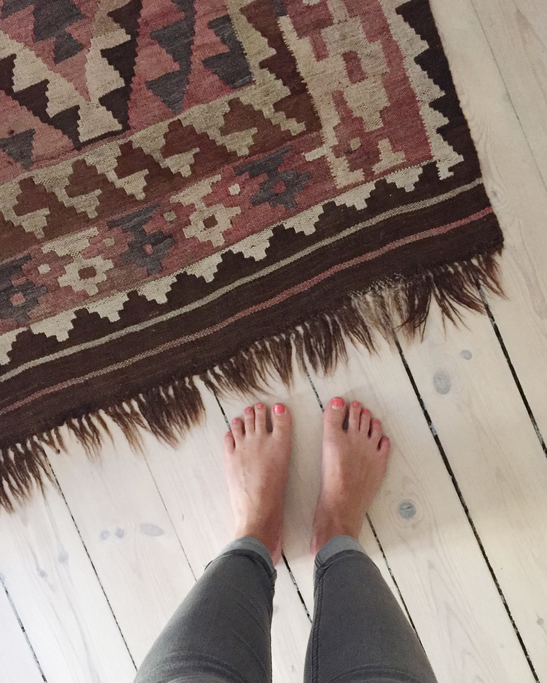 Makuuhuoneen matto