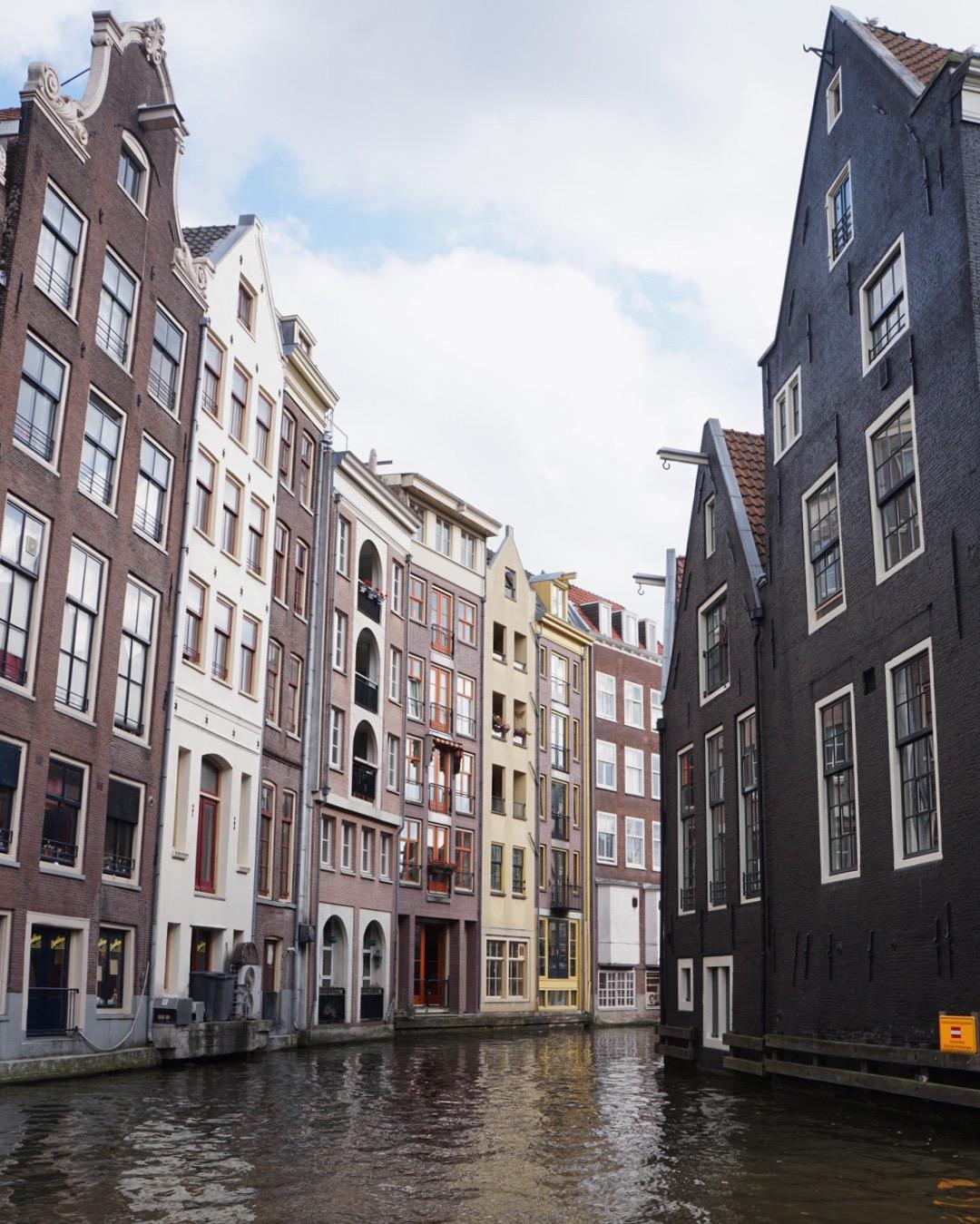 Amsterdamin terkut ja herkut