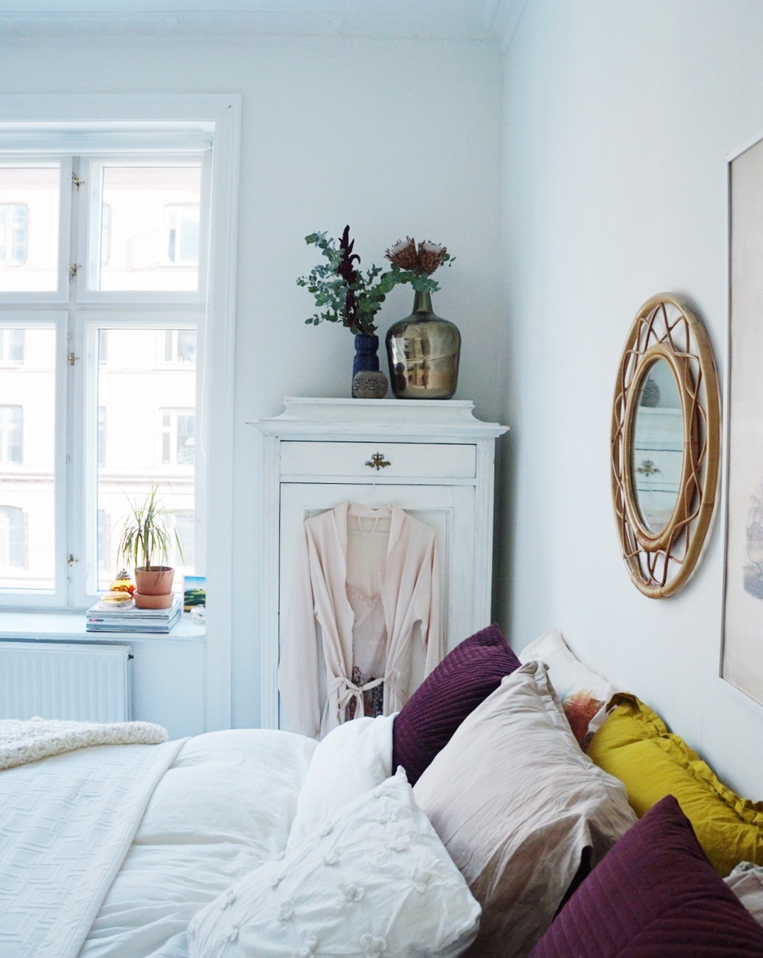 Makuuhuoneen syysasu + paras sisustusvinkkini