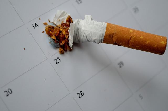 Tupakoin salaa