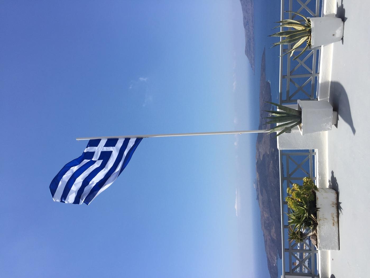 Santorini, part 1