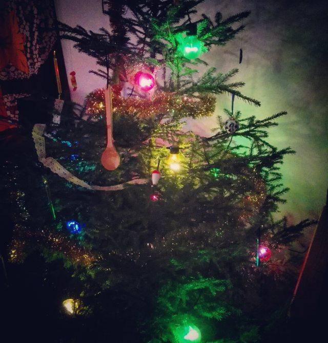 Pirtin jouluvalmistelut numeroina