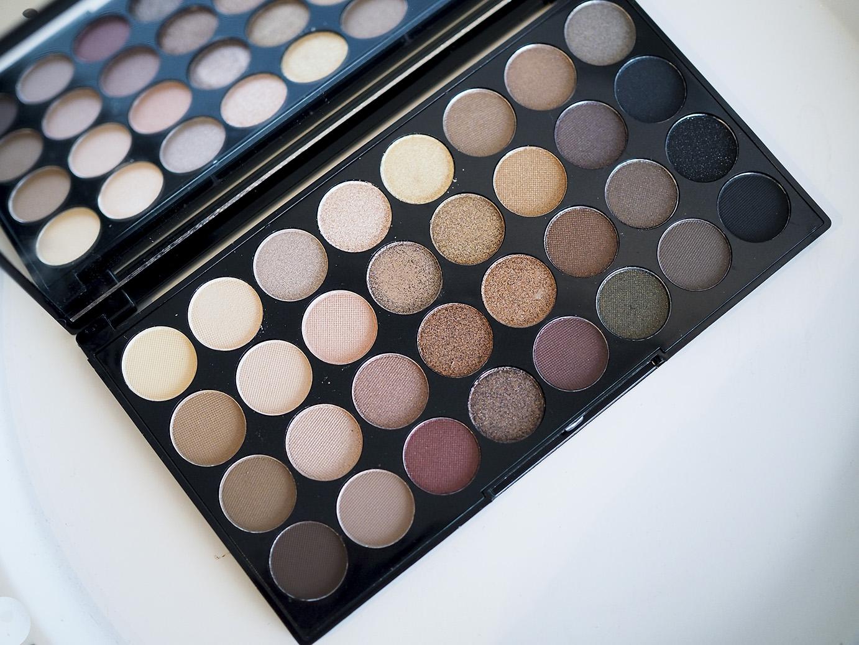 Edullinen palettitaivas Makeup Revolution