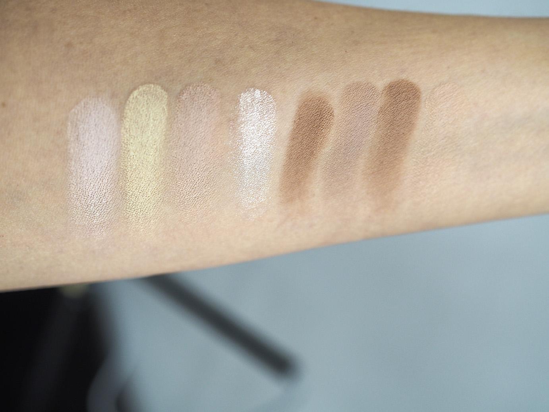 makeup revolution cream swatches8pieni.jpg