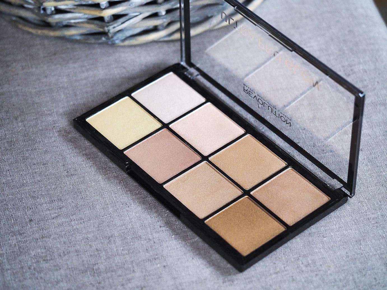Makeup Revolution Pro Glow2pieni.jpg