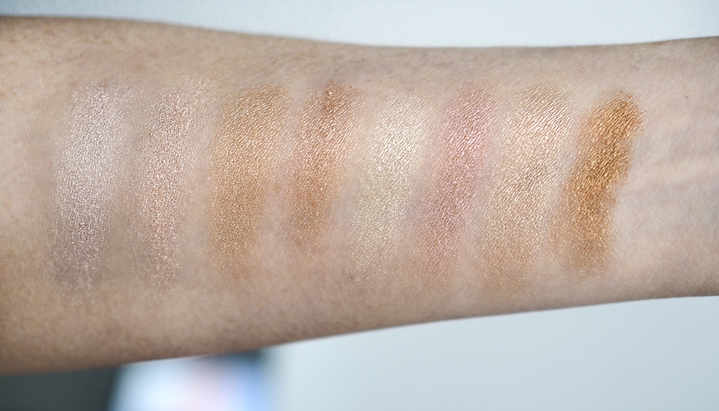 Makeup Revolution pro glow swatchit.jpg