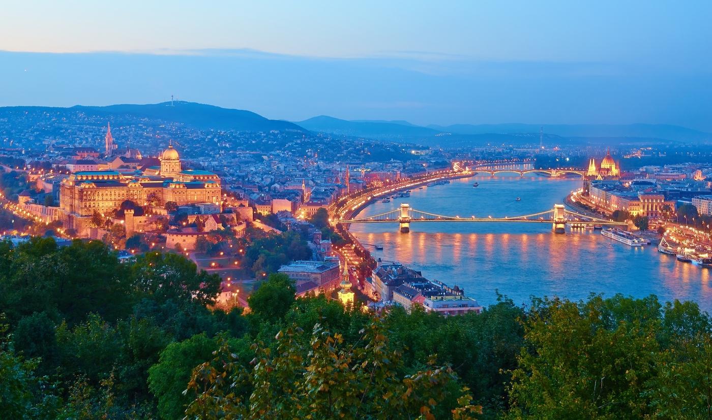 Budapest on my mind