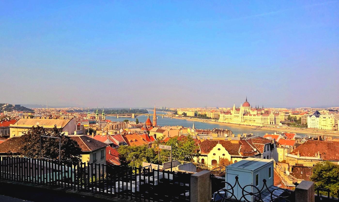 Budapestin TOP5