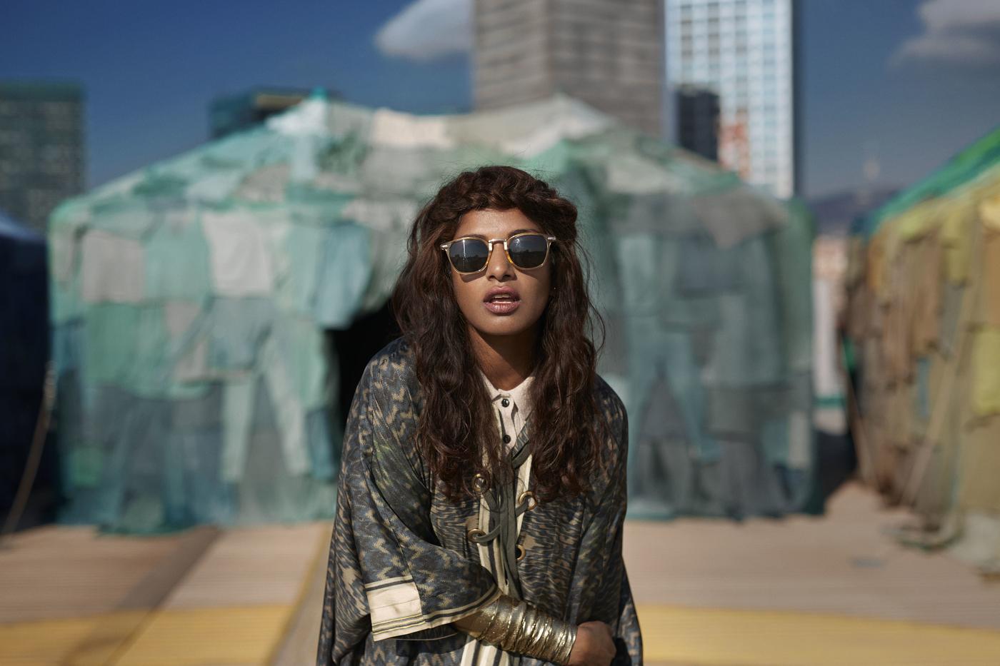 H&M ja M.I.A. World Recycle Week -kampanjassa 2.jpg
