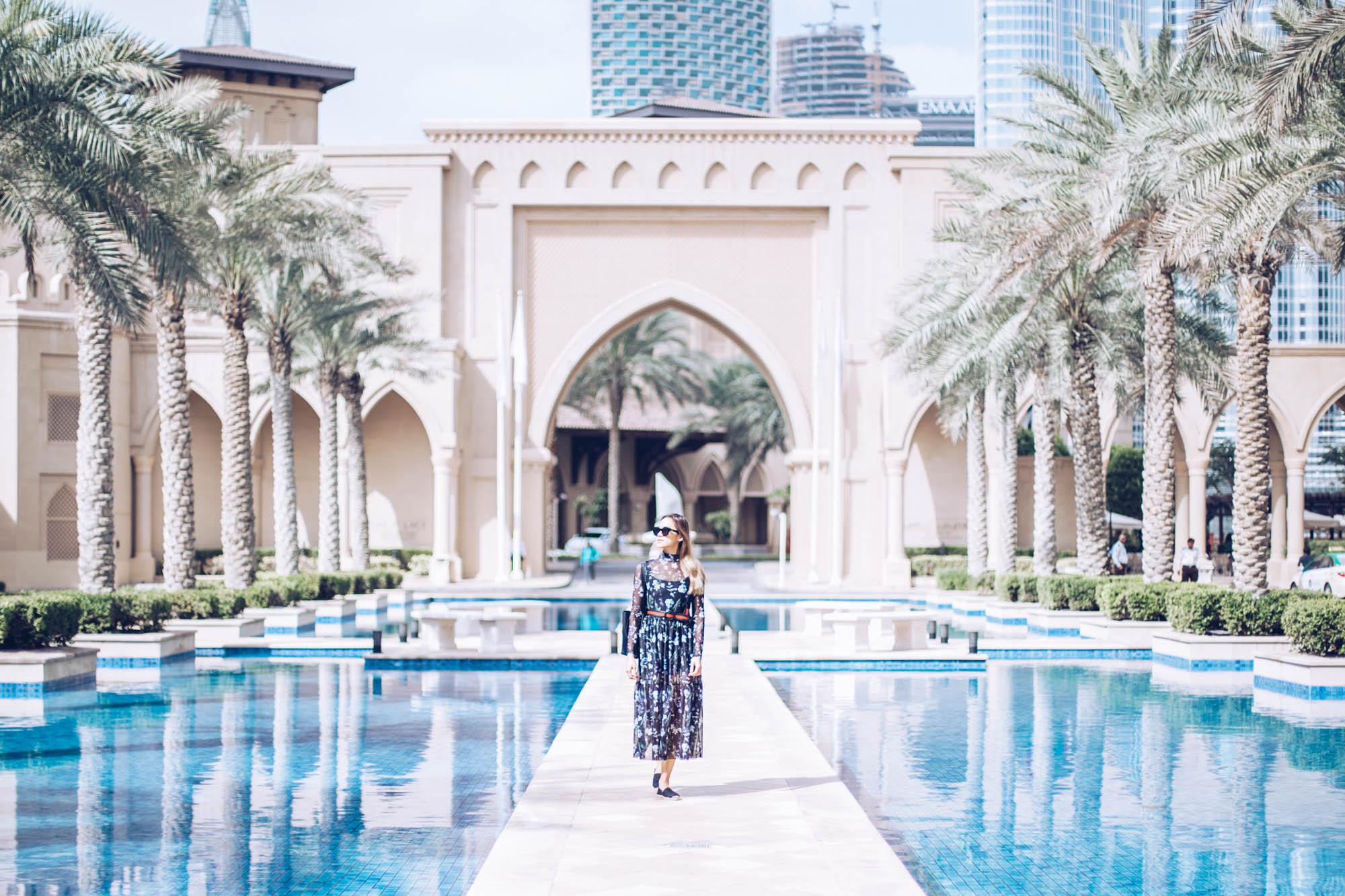 Dubai Palace