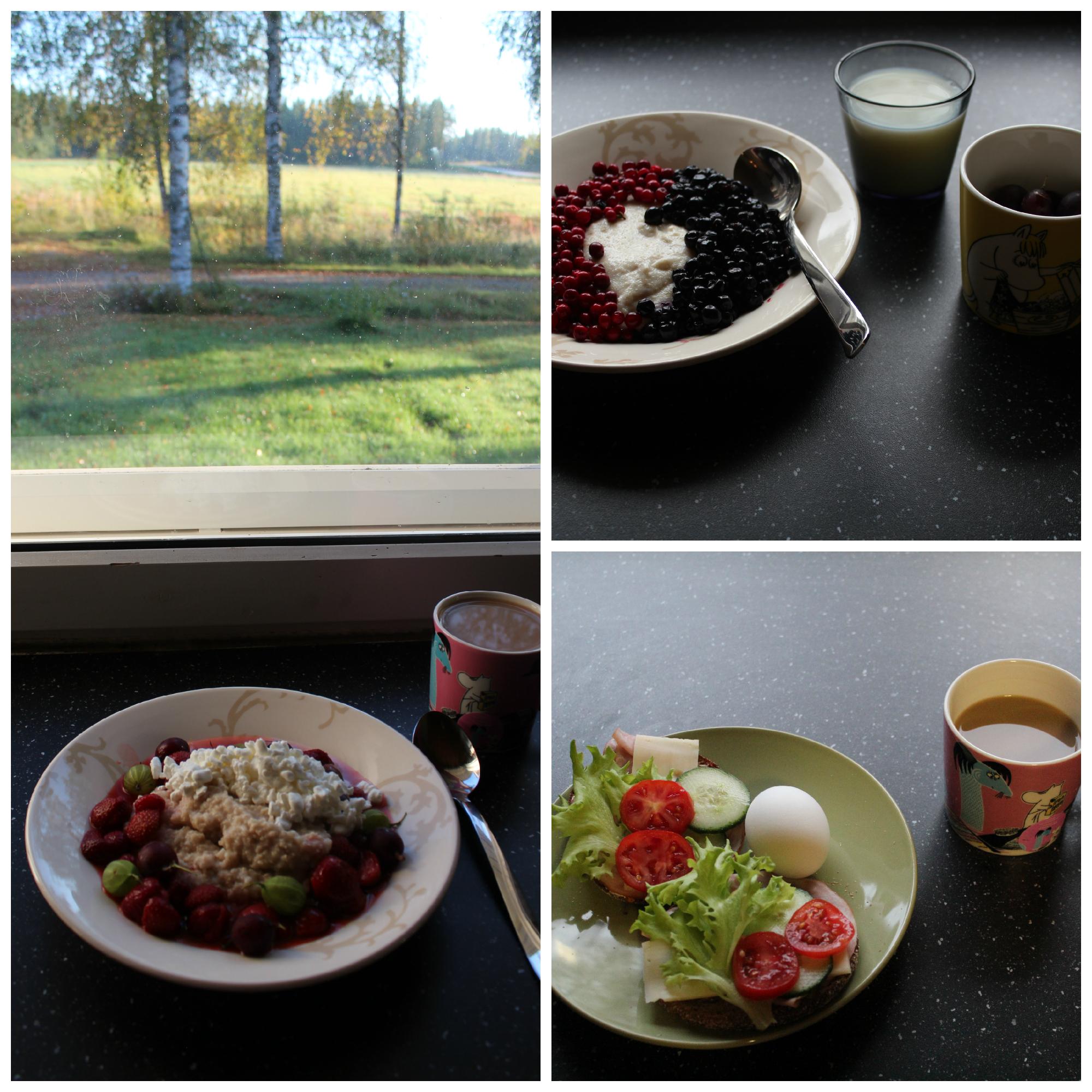 aamupalat top kolme