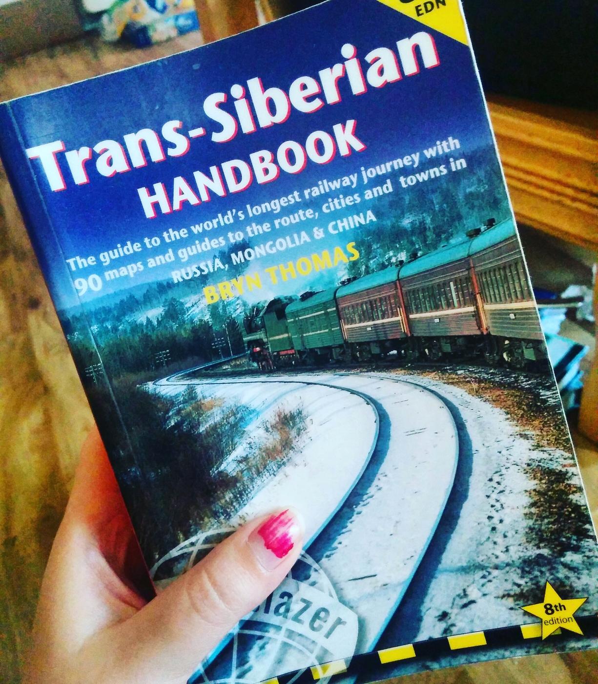 Junalla Venäjän halki: Trans-Mongolia