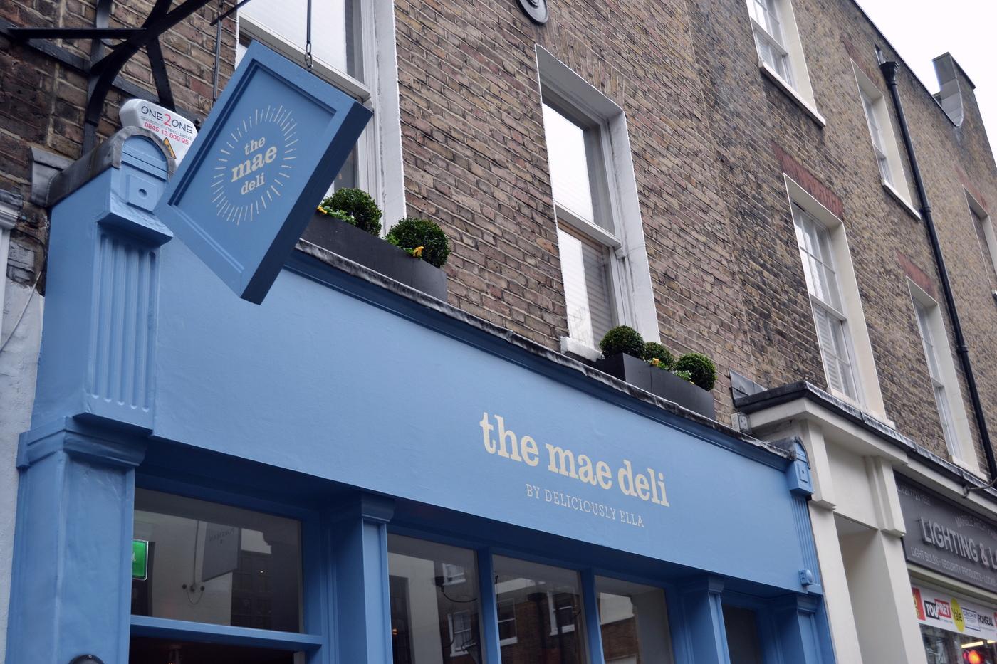 the mae deli -place to go