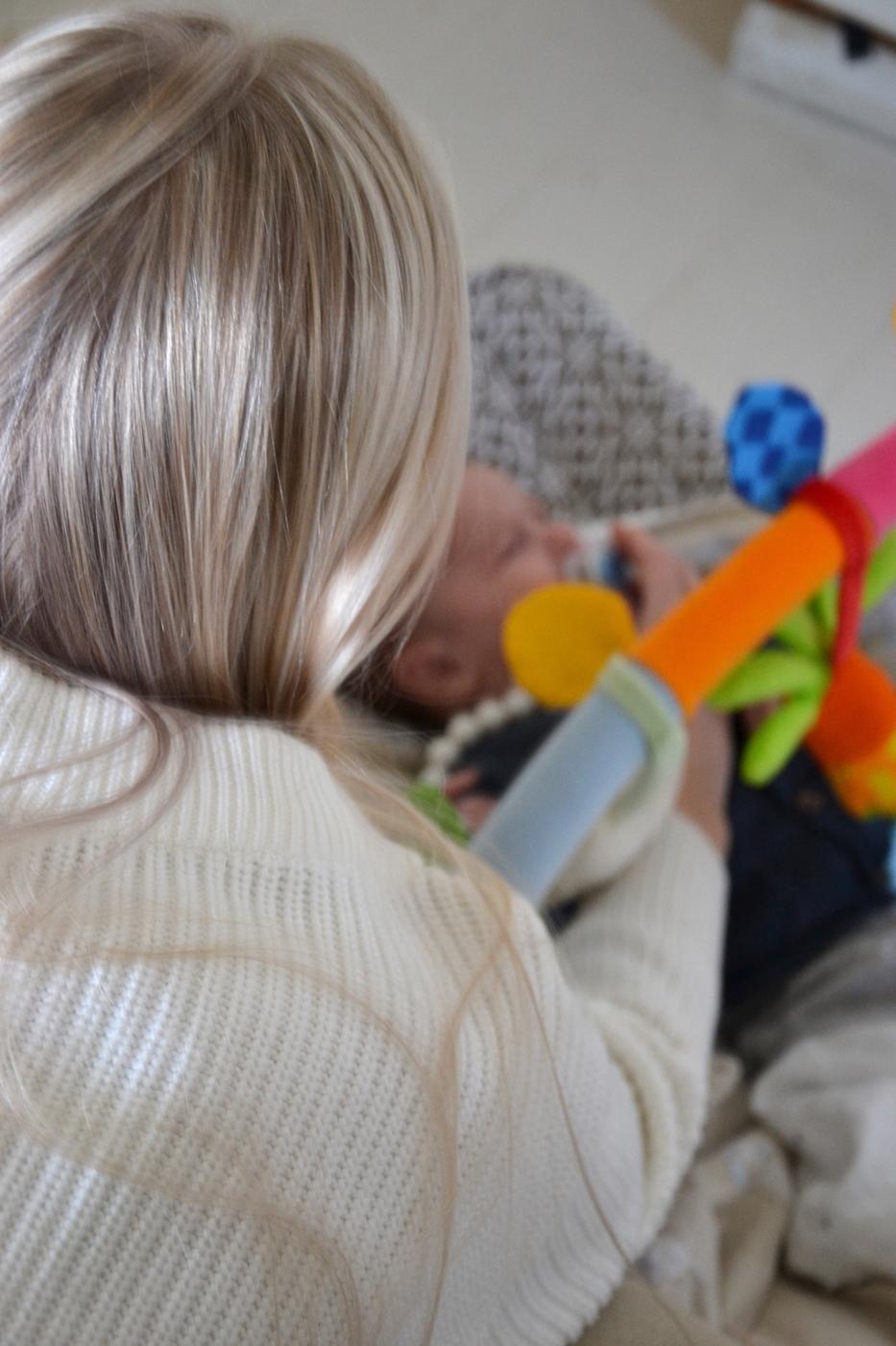 Milloin on sopiva jättää vauva hoitoon?