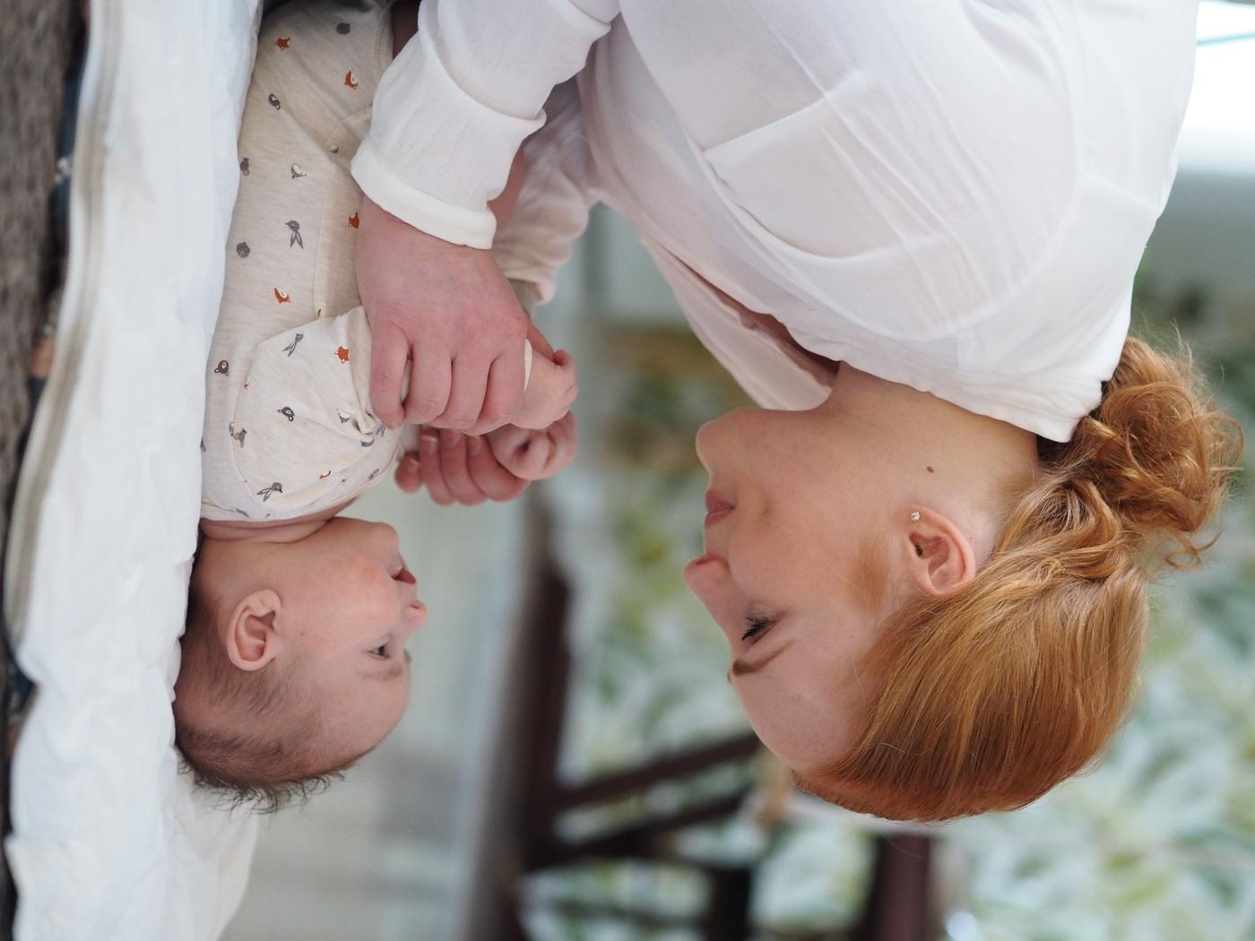 Neljä kuukautta äitinä