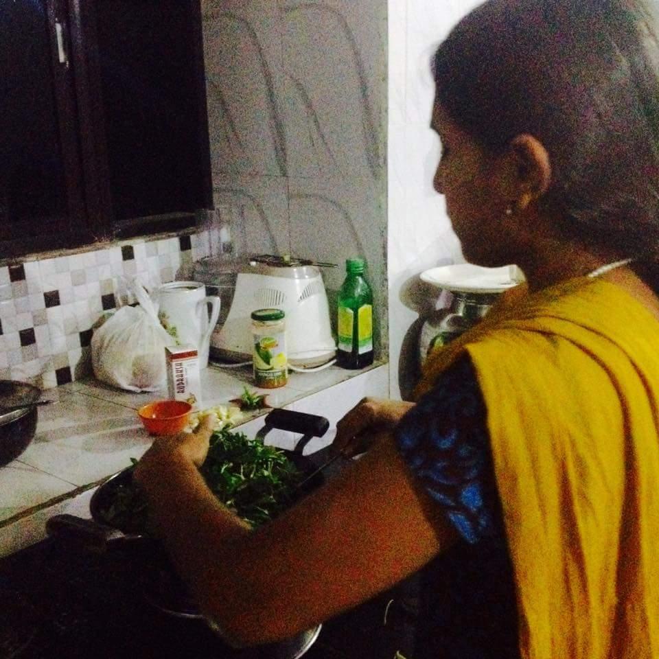 Pranali kokkaa