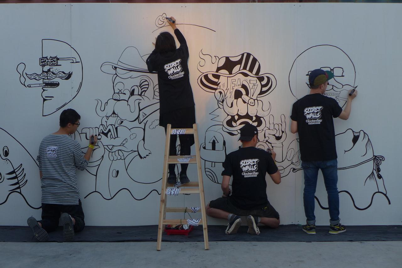 Anttila_Taku_Clockenflap_Graffitiseinä.JPG