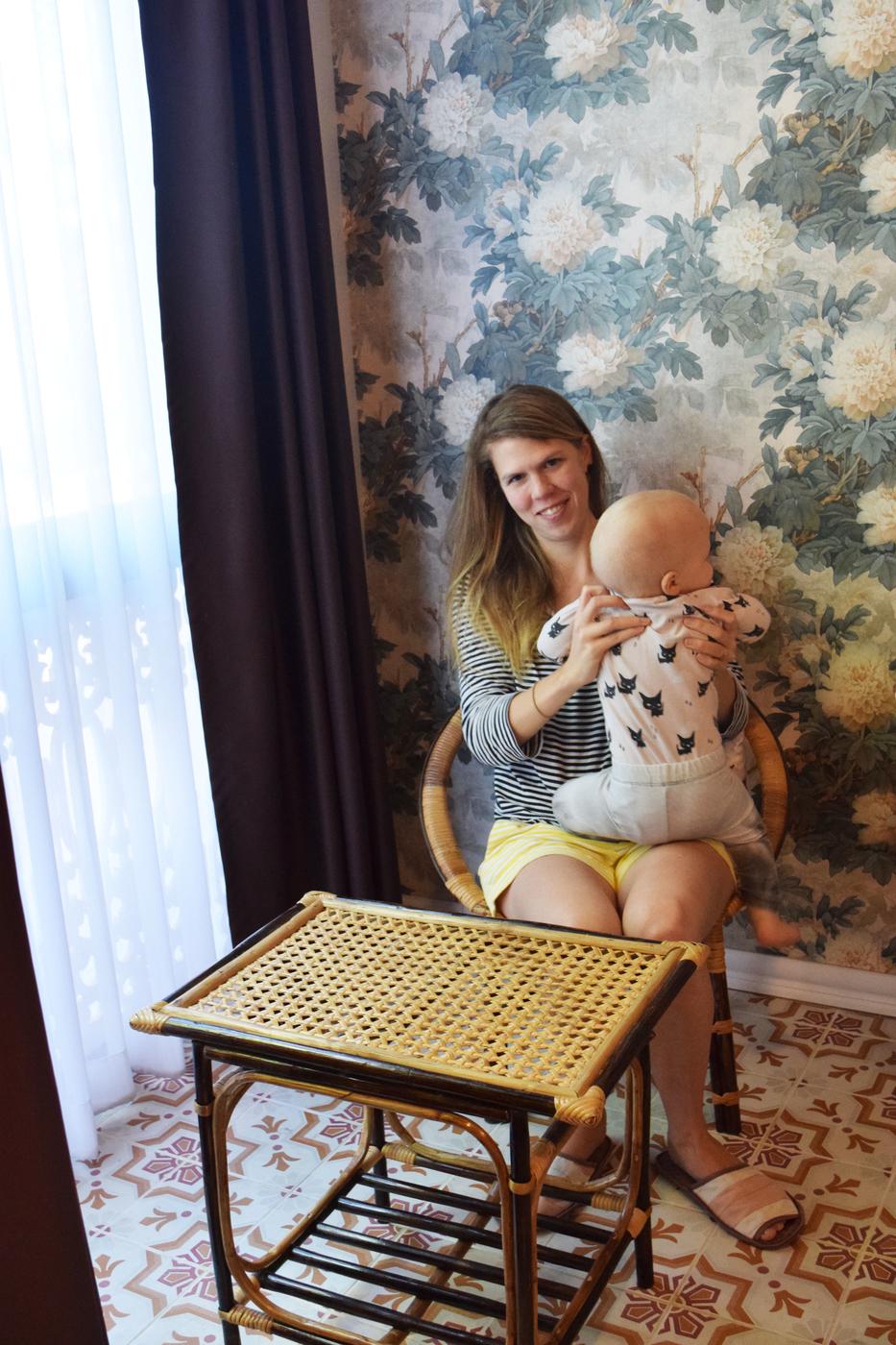 9 x miksi vauvan kanssa matkaaminen on parasta