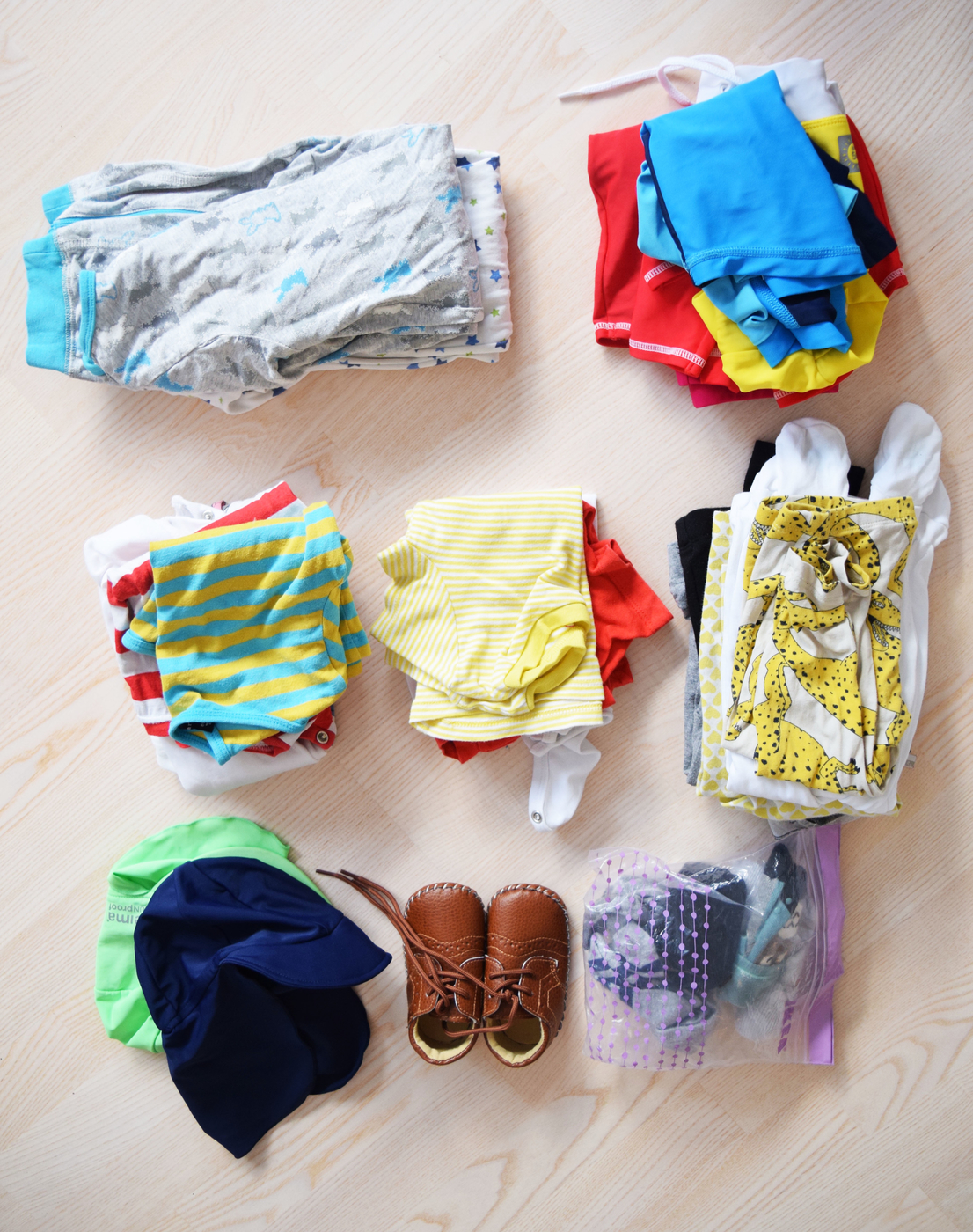 Turhimmat ja hyödyllisimmät tavarat – kuukauden reissu vauvan kanssa Thaimaassa