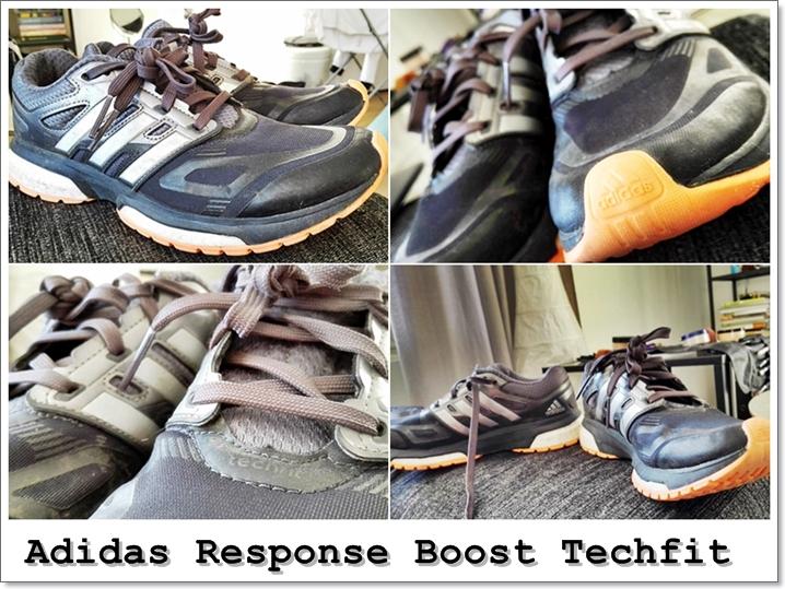 Adidas Response Boost Techfit